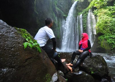 waterfall senaru